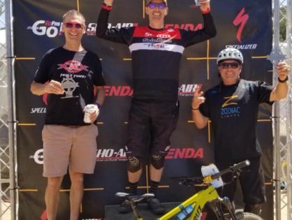 Client Spot Light: Coaching G.K. Competitive Mountain Biker and Socal MTB Enduro Winner