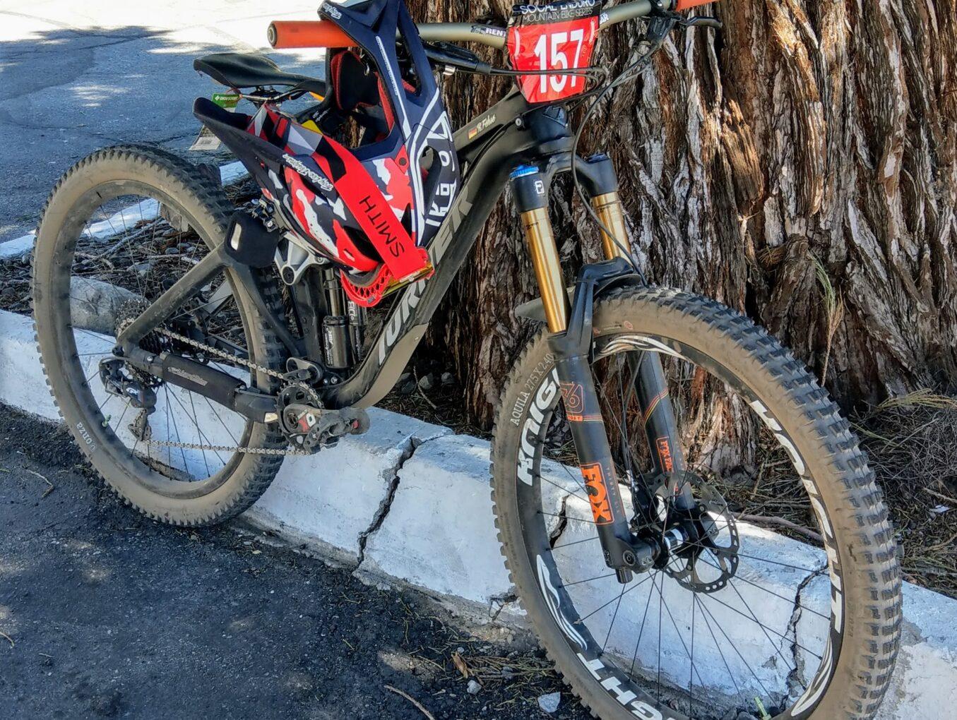 Big Bear Mountain Bike Enduro 1 2020 the good the bad and the ugly.