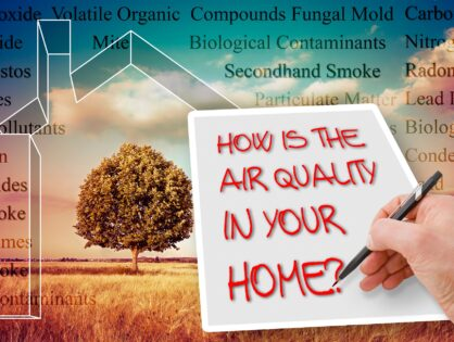 How to improve indoor air quality.